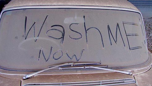 Wash Your Car All Winter to Prevent Rust