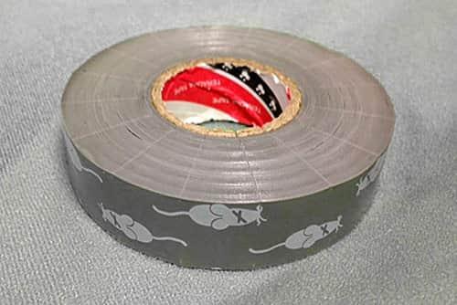Honda's Rodent Tape